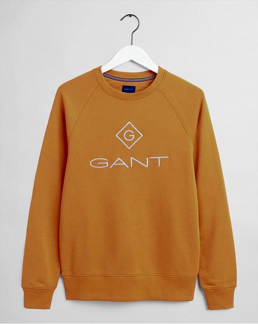 Afbeeldingen van Gant 2046062 Mosterd